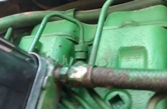john deere 4620 the injector pump went out