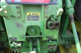 john deere 4620 tractor has hydraulic issues