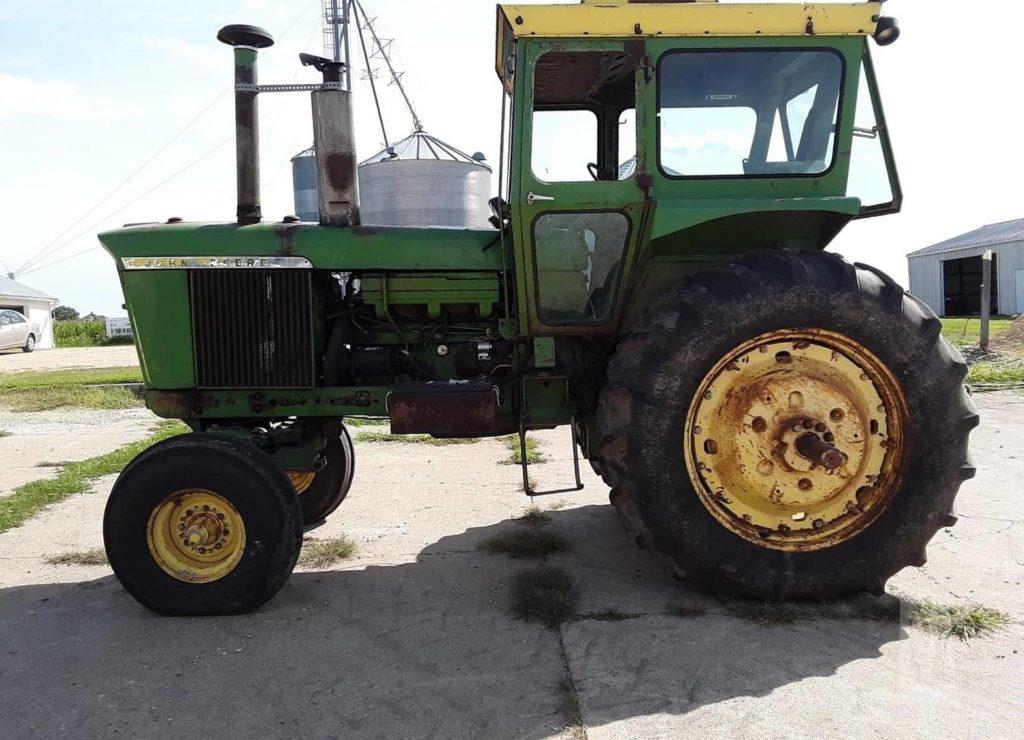 john deere 4620 tractors for sale 1