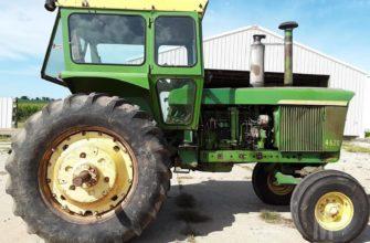 john deere 4620 tractors for sale