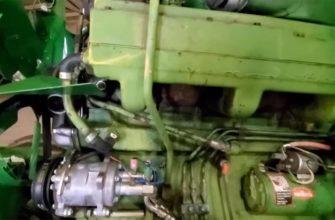 destroke valve does not work on jd 4620