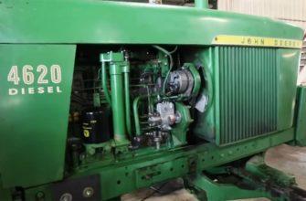 john deere 4620 engine heater